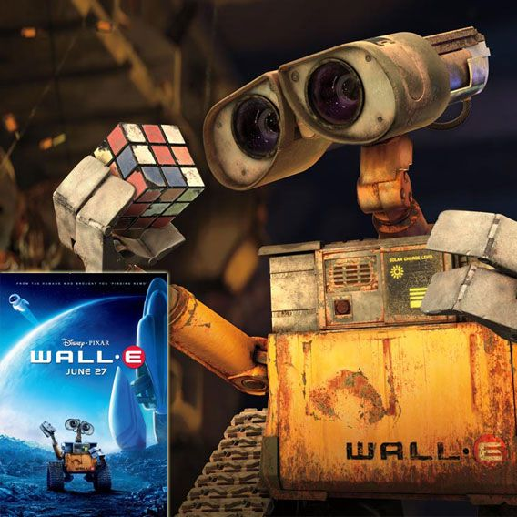 """""""This is called farming! You kids are gonna grow all kinds of plants! Vegetable plants, pizza plants. """"  WALL·E (2008) G - Adventure, Family. In the distant future, a small waste collecting robot inadvertently embarks on a space journey that will ultimately decide the fate of mankind. Director, writer: Andrew Stanton. Stars: Ben Burtt, Elissa Knight, Jeff Garlin."""