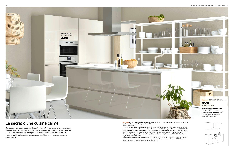Catalogue Ikea Cuisine Gallery Cuisine Ikea Voxtorp Ikea Promo Cuisine