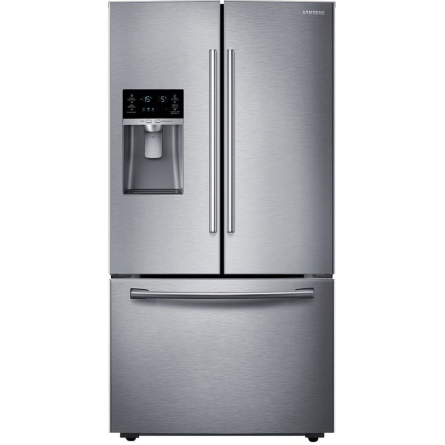 Samsung 28 07 Cu Ft French Door Refrigerator With Dual Ice Maker