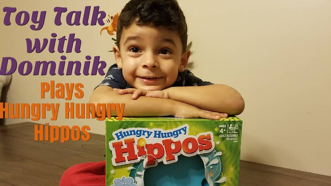 Food And Cooking At Toys R Us : Link in bio: watch as i play hungry hungry hippos and open the toys