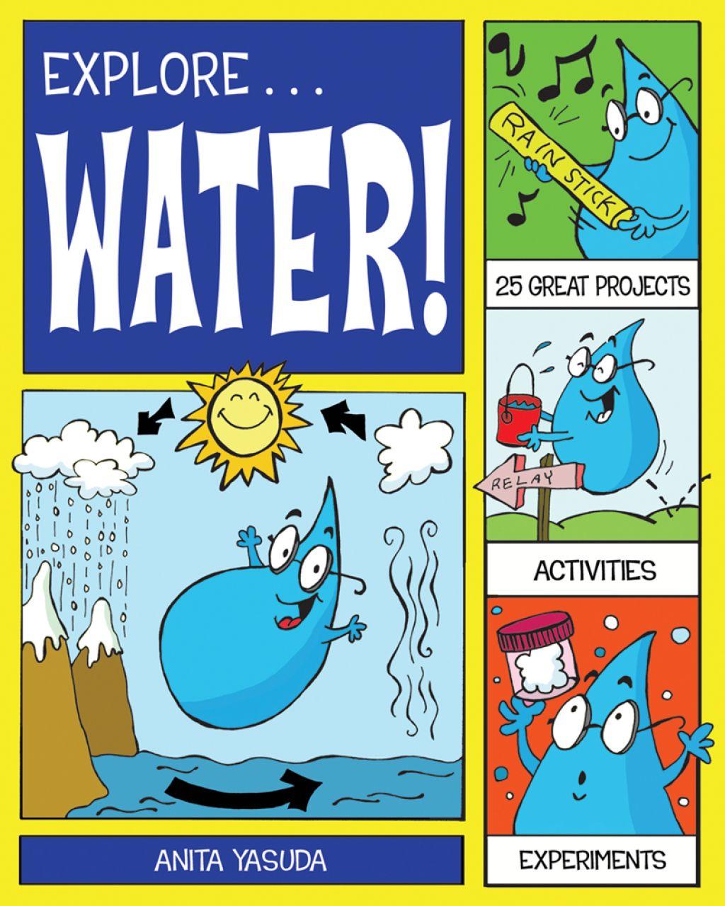 Explore Water Ebook
