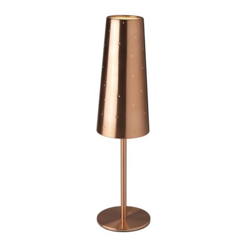 Ikea Us Furniture And Home Furnishings Lamp Copper Table Lamp Table Lamp