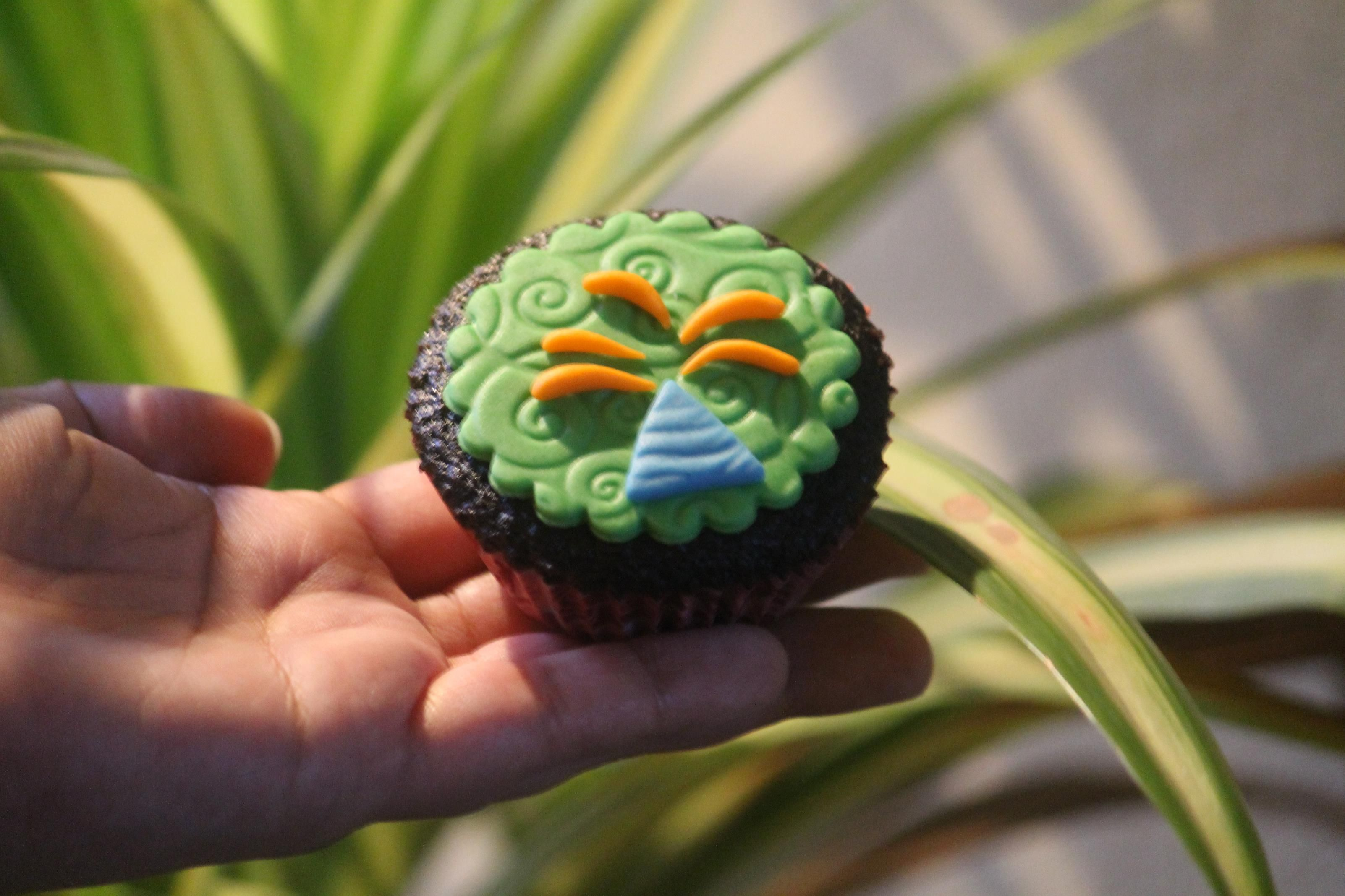 Diwali Gifts Cupcakes The safest Glitterati for Diwali is