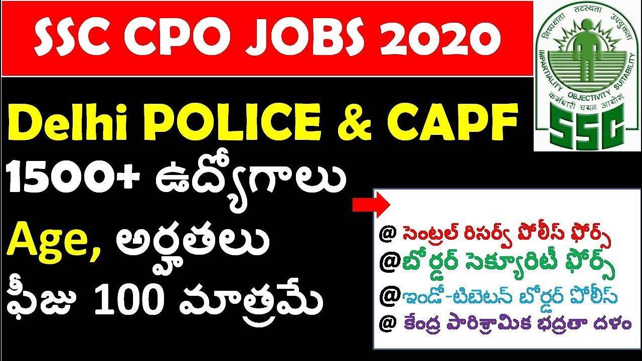 Pin On 2020 Govt Jobs