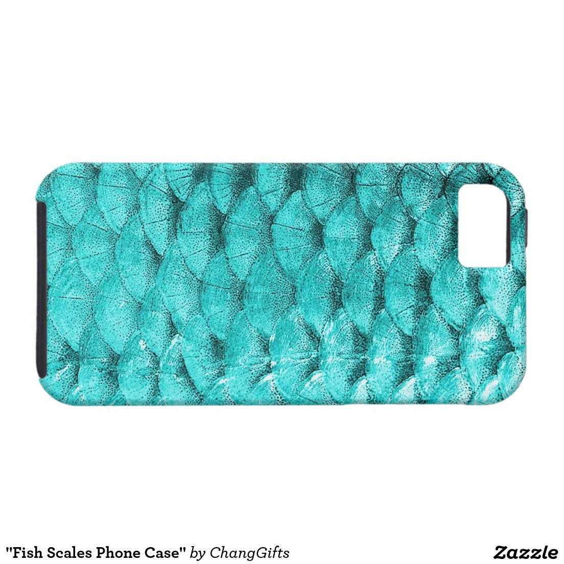 """Fish Scales Phone Case"" iPhone 5 Cover"