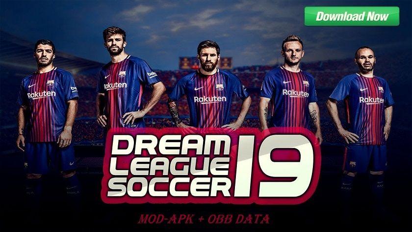 download dream league soccer 2019 hack