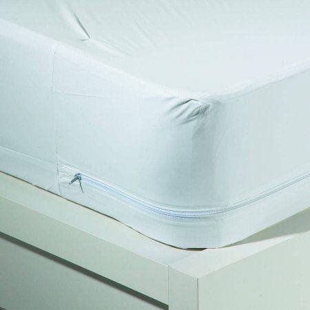 Waterproof Washable 16 Bed Bug Blocker Zippered Mattress Cover
