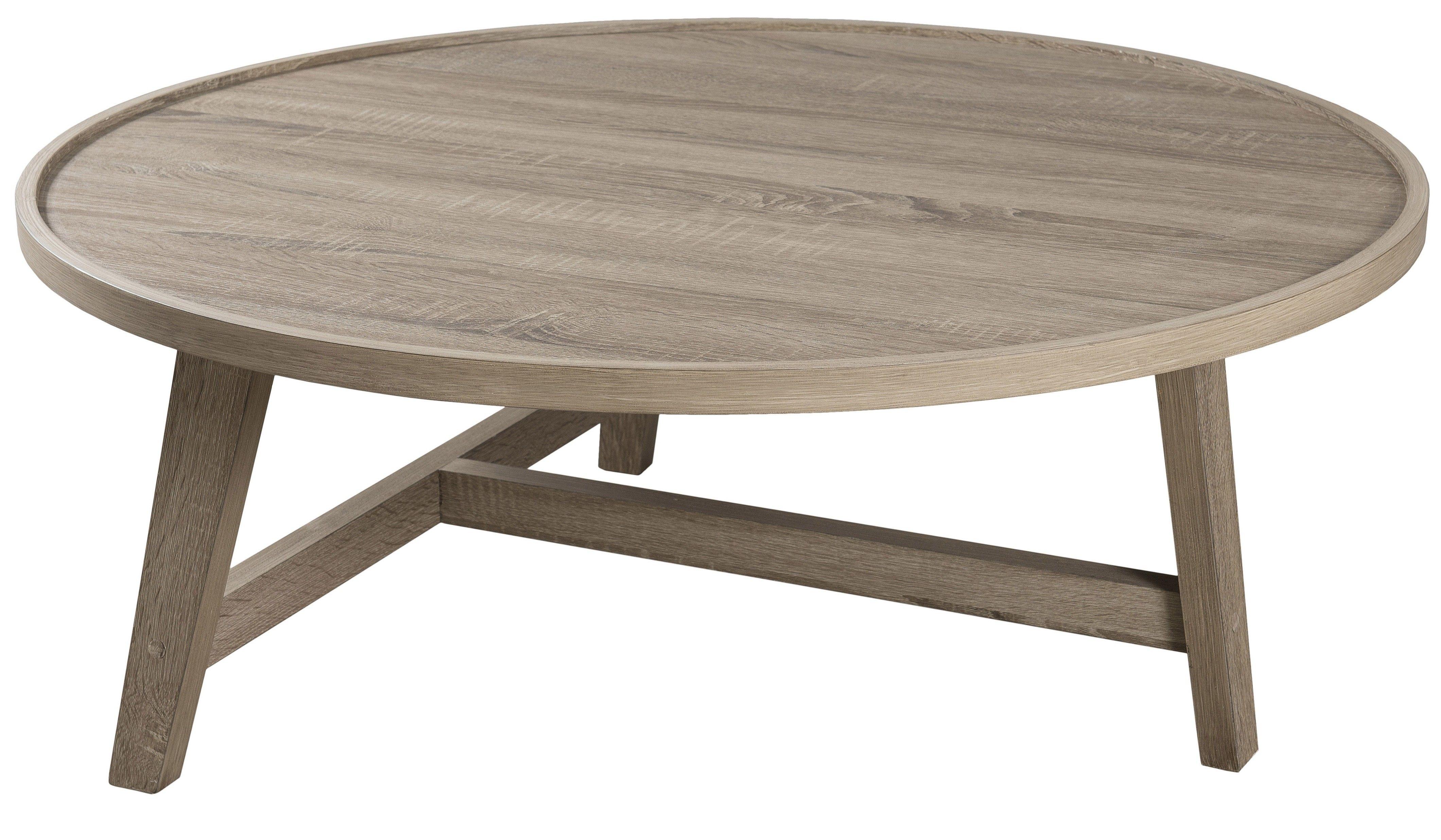 Table Basse Ronde Salon Lepetitsiam