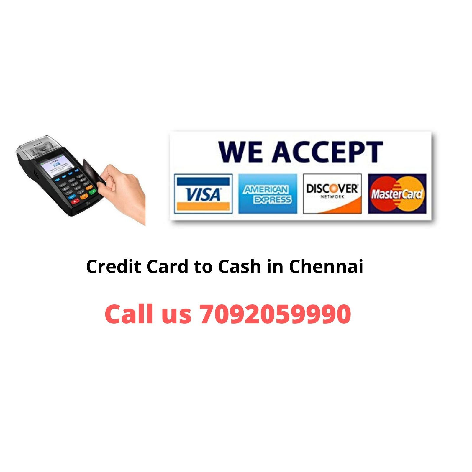 Cash On Credit Card In Chennai Credit Card Finance Loans Credit Card Charges