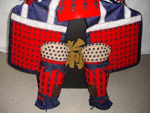 La storia di questa armatura, è possibile utilizzare per creare GL-7 [rosso blu navy armatura oggi] | samurai Store.