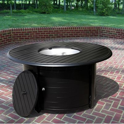 Az Patio Heaters Extruded Aluminum Propane Fire Pit Table Extruded
