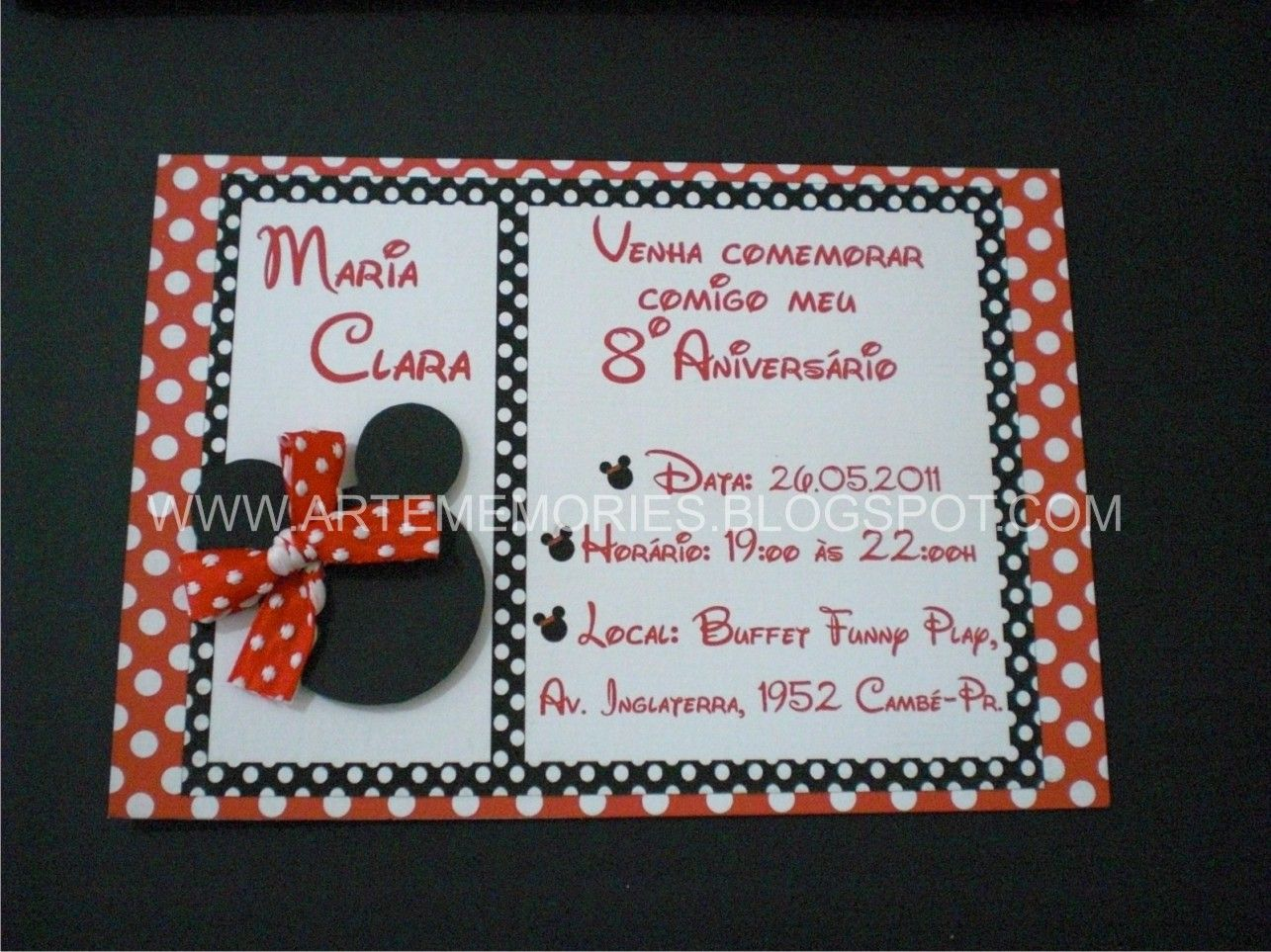 Minie mouse birthday invitations babys first birthday ideas minie mouse birthday invitations solutioingenieria Choice Image