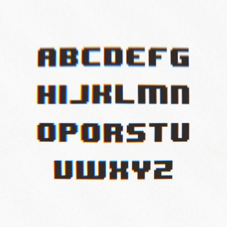 30 Best Free Pixel Fonts Calligraphy Script 2 Fonts Pixel Font