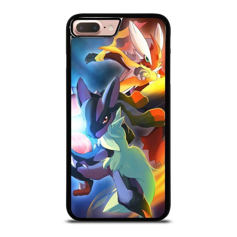 Pokemon Lucario 8 iphone case