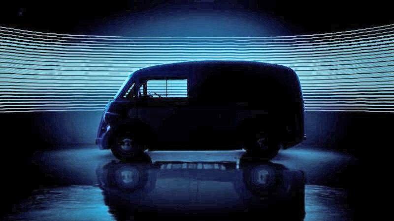 Morris Je Electric Van To Revive British Icon As A Modern Ev