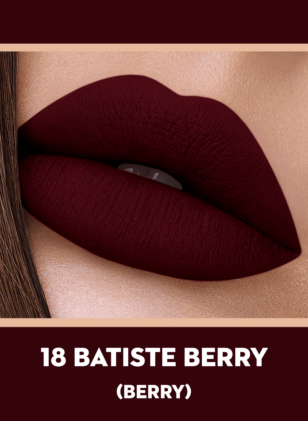 Photo of Suede Secret Matte Lipcolour
