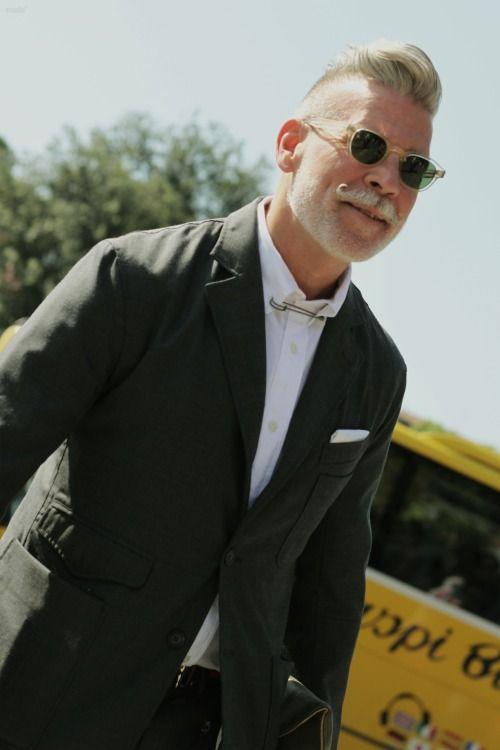 guaizine:  Sir.@NickWoosterbymale®#Florence#ItalyJune '13 #PittiUOMO84by @Pitti_Immagine&@e_PITTI