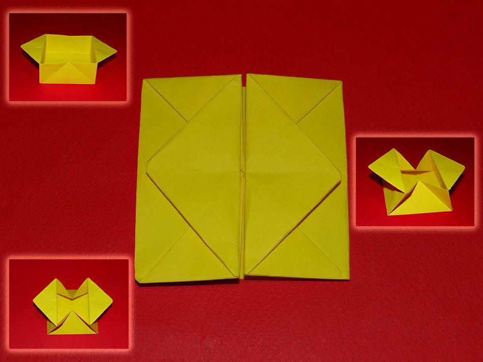 Decorative Origami Boxes Unique Origami Spanish Box Origami Boxes