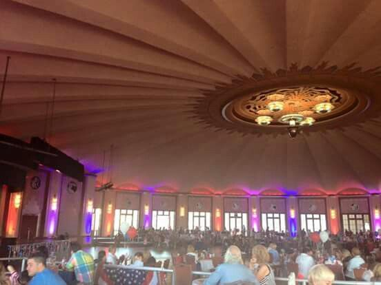Catalina's Casino on the 4th of July 2015