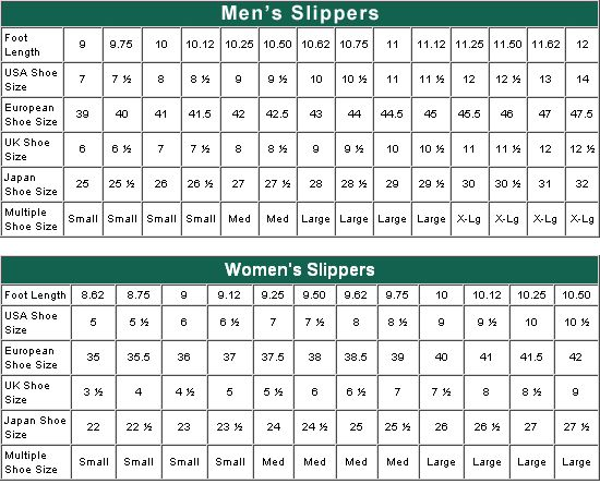 Women   slipper size chart sizing crochet boots pattern also shoe conversion shoesizeconversion sweet pinterest rh