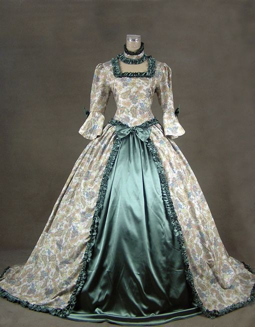 Victorian Elegant Ball Gowns