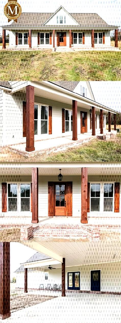 Camellia Farmhouse - Living Sq Ft: 1,920 Bedrooms: 4 Baths: 2 Louisiana Lafayette Lake Charles Bato