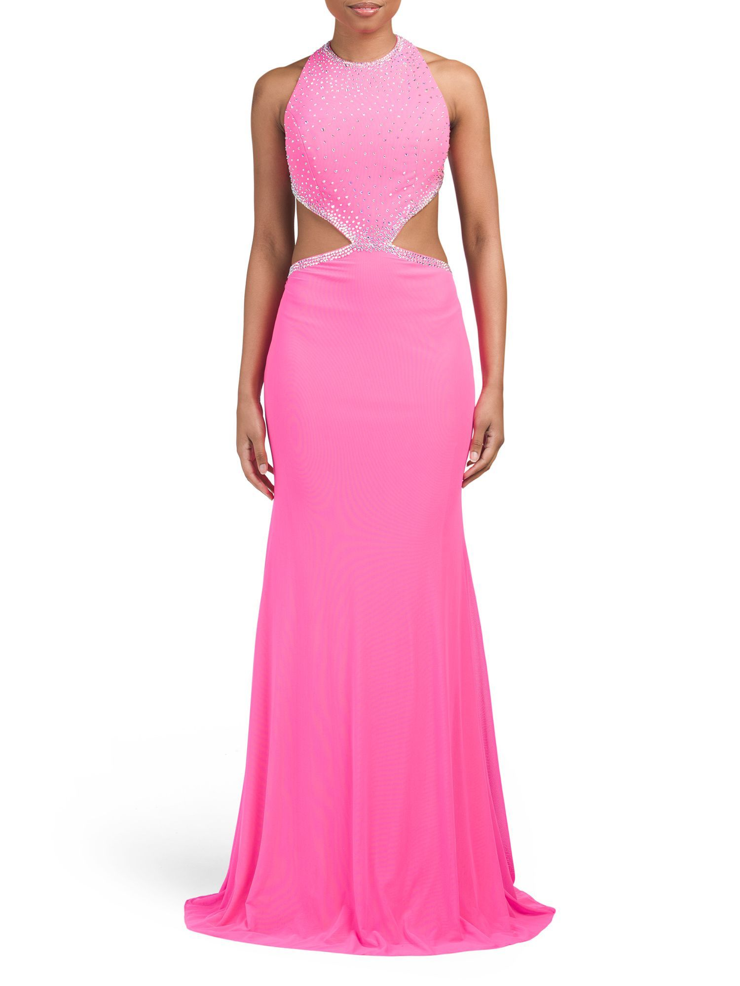 Cut out side gown products pinterest gowns and products