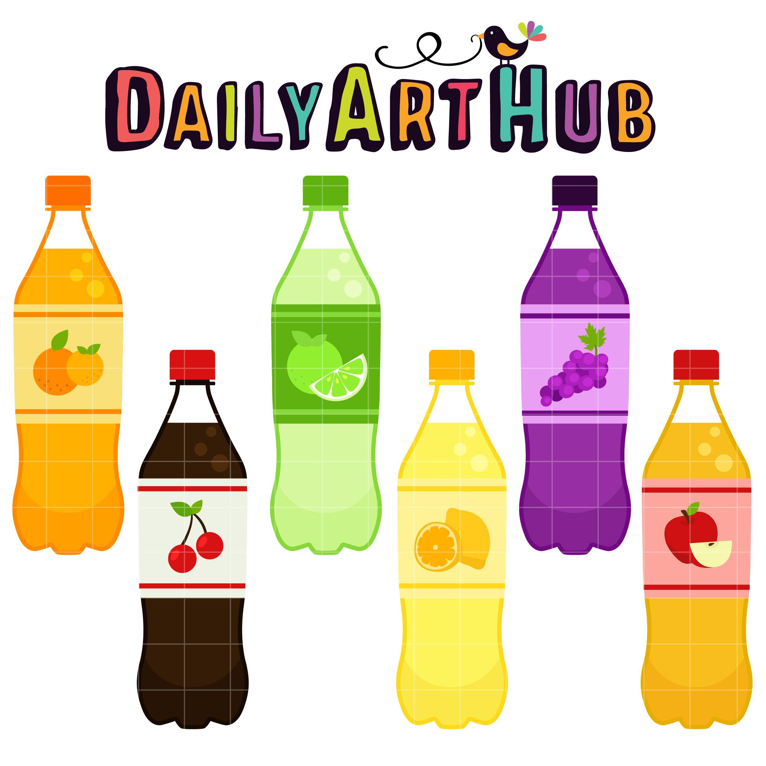 Fruit Sodas Clip Art Set Daily Art Hub Free Clip Art Everyday Clip Art Digital Clip Art Art Set