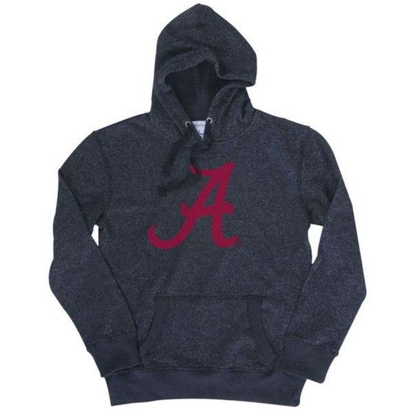 3aec3662b2f8 J America Women s Alabama Crimson Tide Glitter Hoodie (72 SGD) ❤ liked on  Polyvore featuring tops