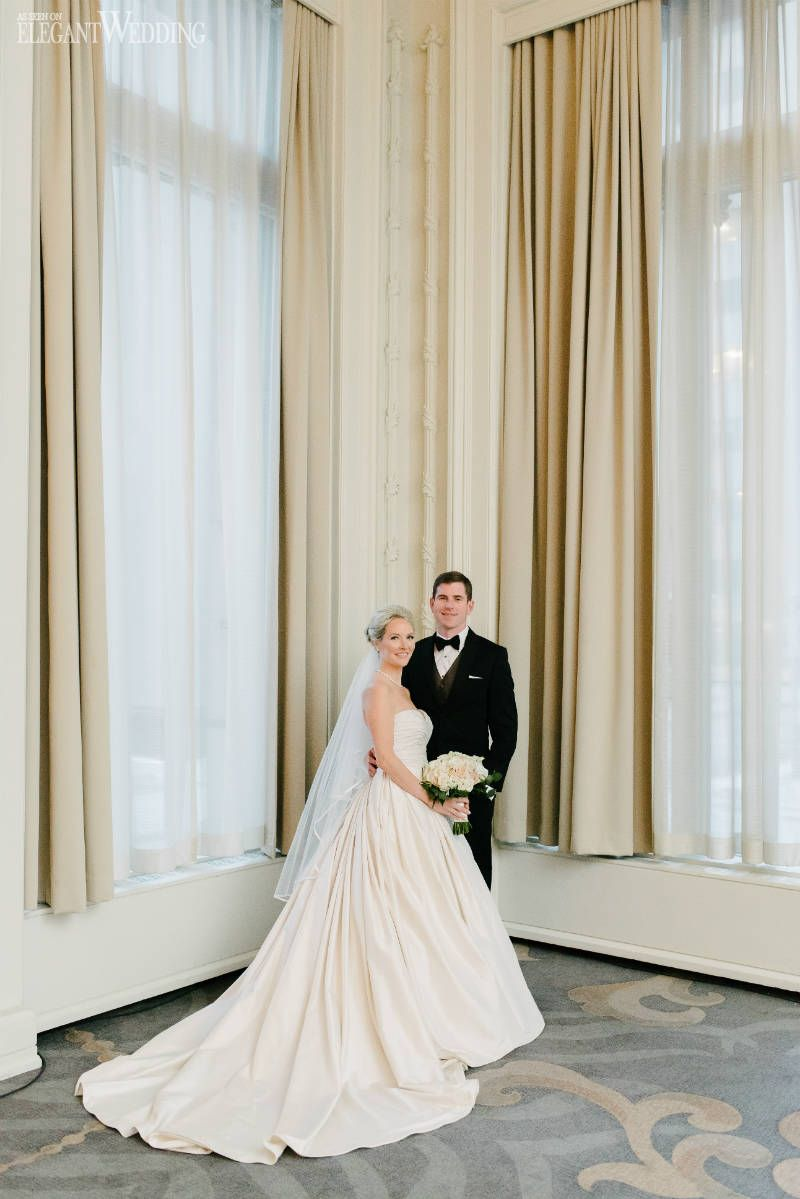 All White Wedding Theme That Will Inspire | Ballrooms, Weddings and ...