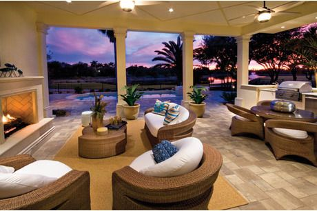 Quail West By Stock Development In Naples Florida Naples Homes For Sale Beautiful Outdoor Living Spaces Lanai Decorating