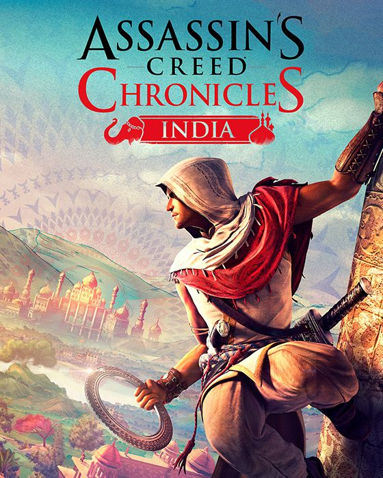 Assassin's Creed Chronicles India Assassin's creed