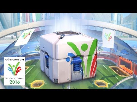 [NEW SEASONAL EVENT] Welcome to the Summer Games! | Overwatch - YouTube