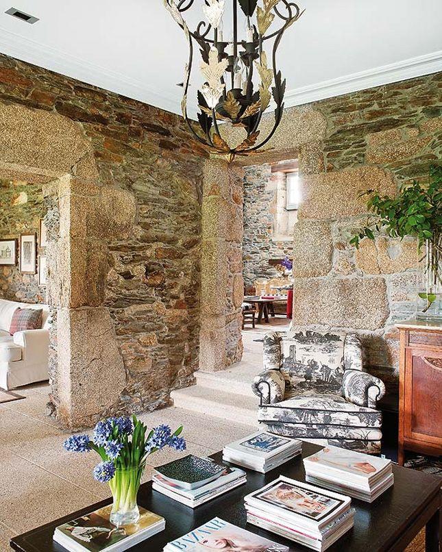 Romantic Spanish Mansion Via Nuevo Estilo