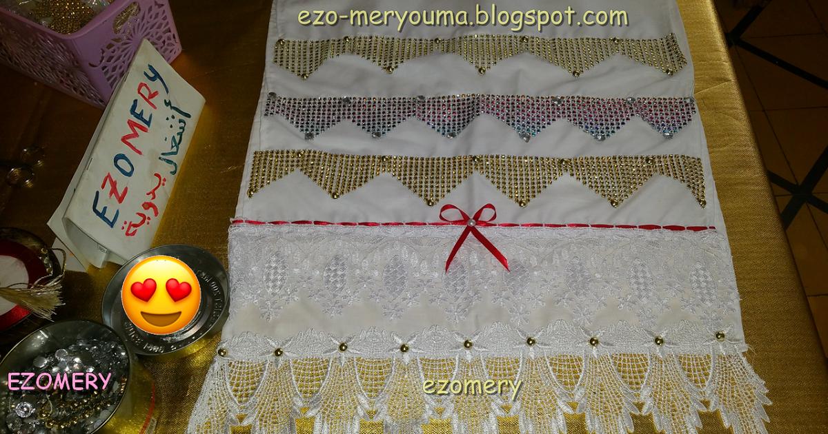 اليك خطوات خياطة مفارش الخزانة تلايق 4 موديلات مختلفة بالاستراس و بالدانتيل بشكل جميل خاصة للعرايس بالنسبة للمقاسات Diy Handmade Crochet Books Sewing Patterns