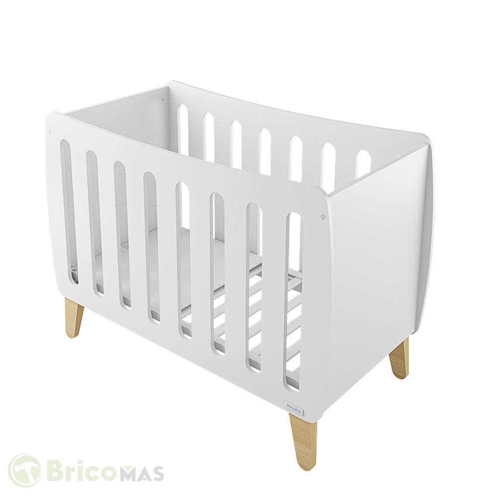 Cuna bebe micuna harmony single bricomas cunas for Booh muebles
