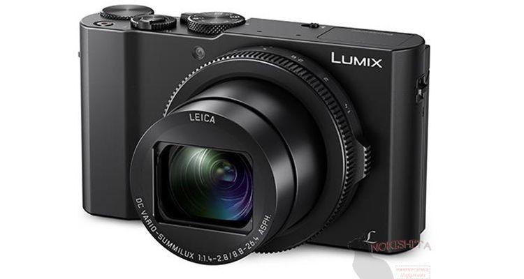 Panasonic LX10 / LX15 vorab im Netz aufgetaucht