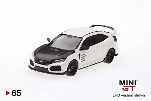 Honda Civic Type R Fk8 Championship White With Carbon Kit Te37 Wheels 1 64 Scale Diecast Car Model By Mini Gt Tsm Mgt00065 Honda Civic Type R Diecast Cars Honda Civic