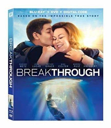 Breakthrough Blu Ray Dvd Walmart Com The Incredible True Story Breakthrough Metz