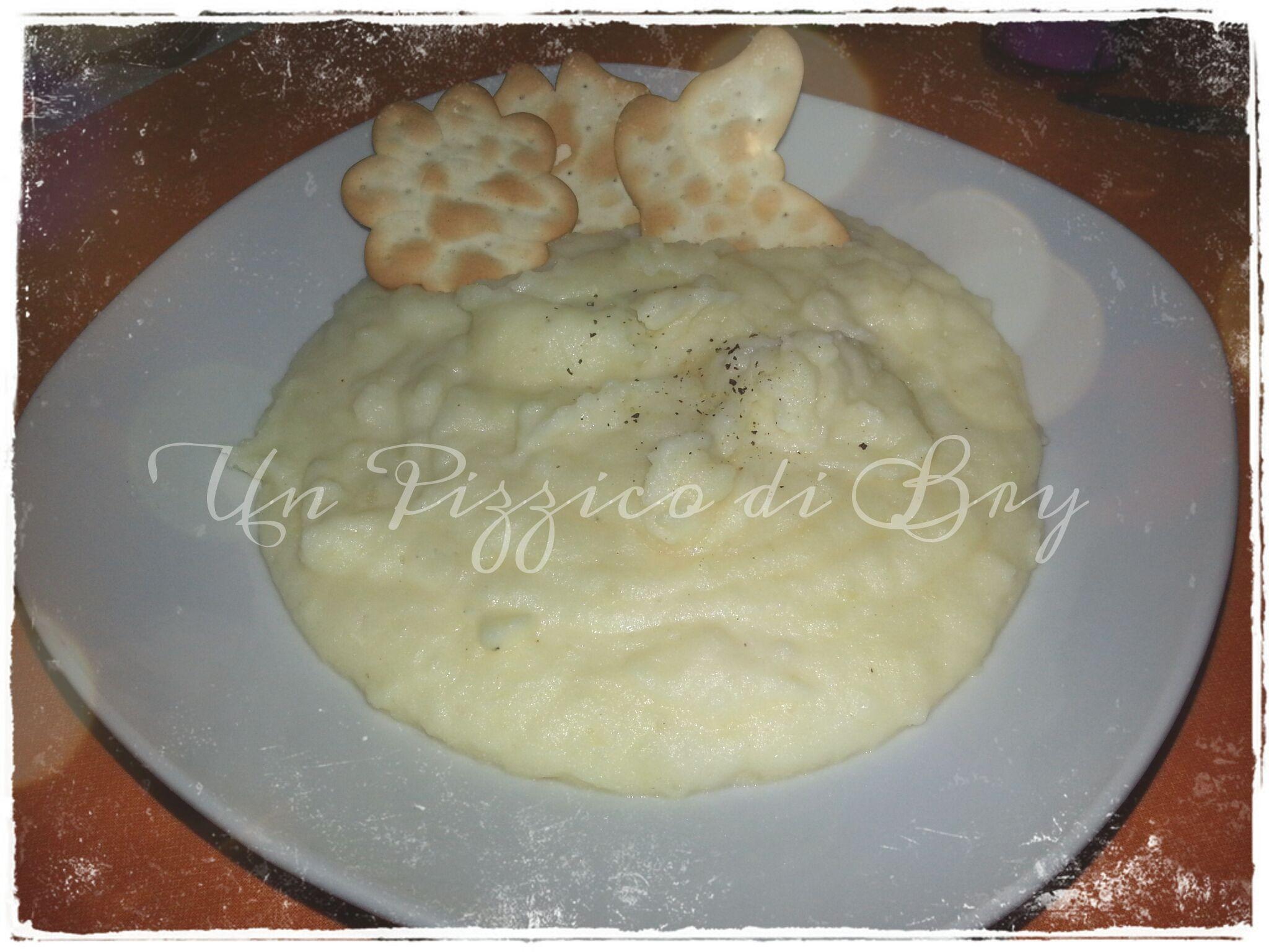 Purè di Patate Soffice  http://blog.giallozafferano.it/unpizzicodibry/pure-patate-soffice/