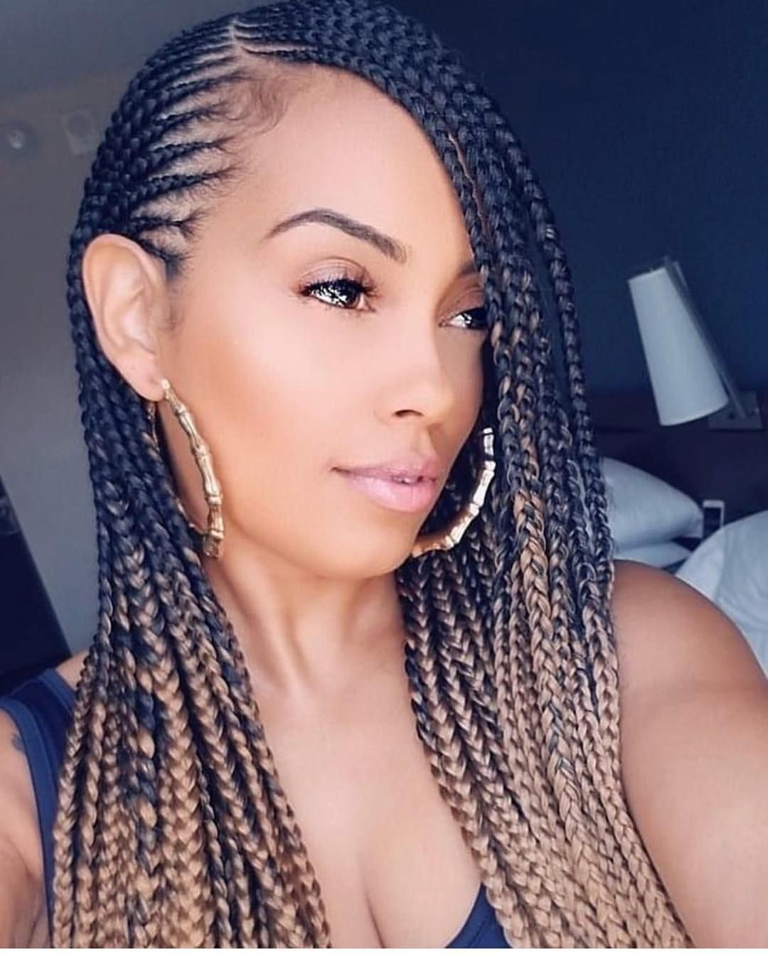 5 Latest Ghana Braids Hairstyles For