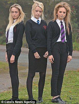 school uniforms for girls uk