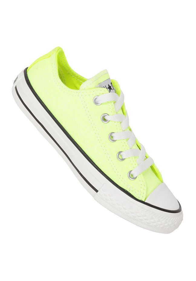Converse Chuck Taylor All Star Ox Washed   Sneaker gelb