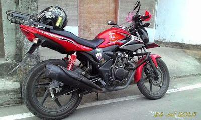 Aksesoris Motor Honda Verza - Aksesoris Kita