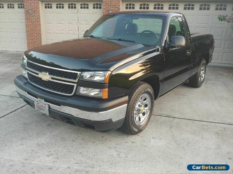 Car For Sale 2006 Chevrolet Silverado 1500