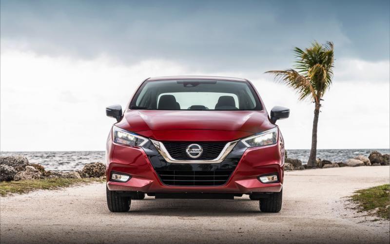 Nissan Versa Sr 2020 Nissan Versa Nissan Almera Nissan