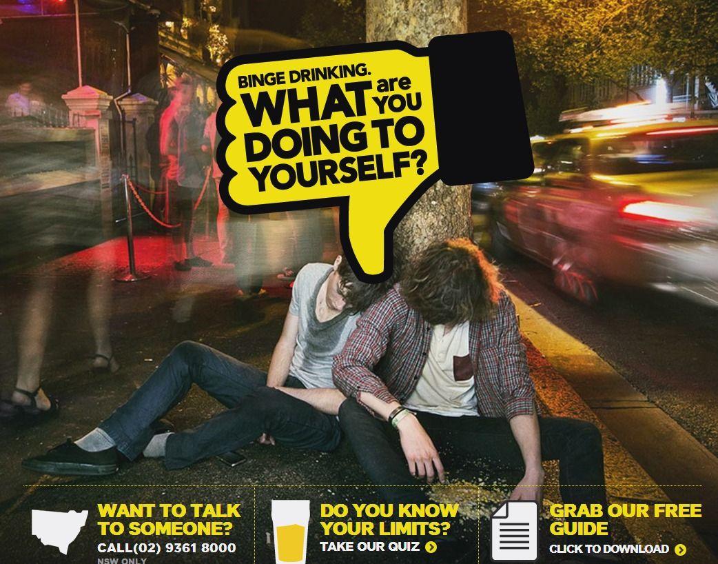 Alcoholism among teenagers