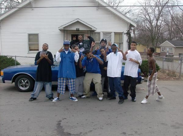 Rollin 60's Crip Gang | famous Gangsters | Black