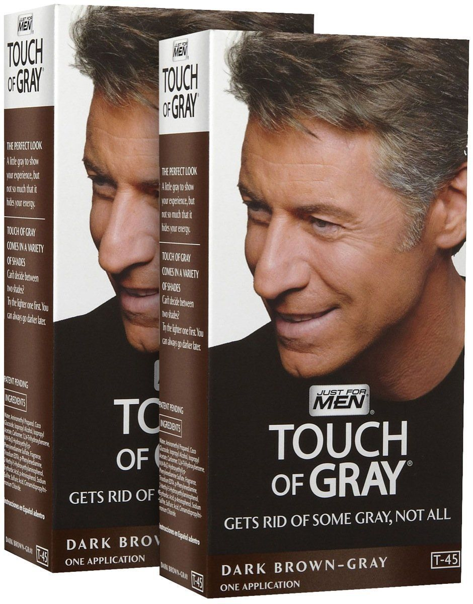 Just For Men Touch Of Gray Dark Brown 2 Pk Check Out This Great Article Hairideas