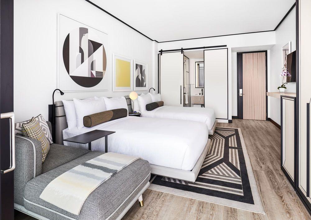 the william vale hotel brooklyn guestroom bedroom guestroom in rh pinterest com